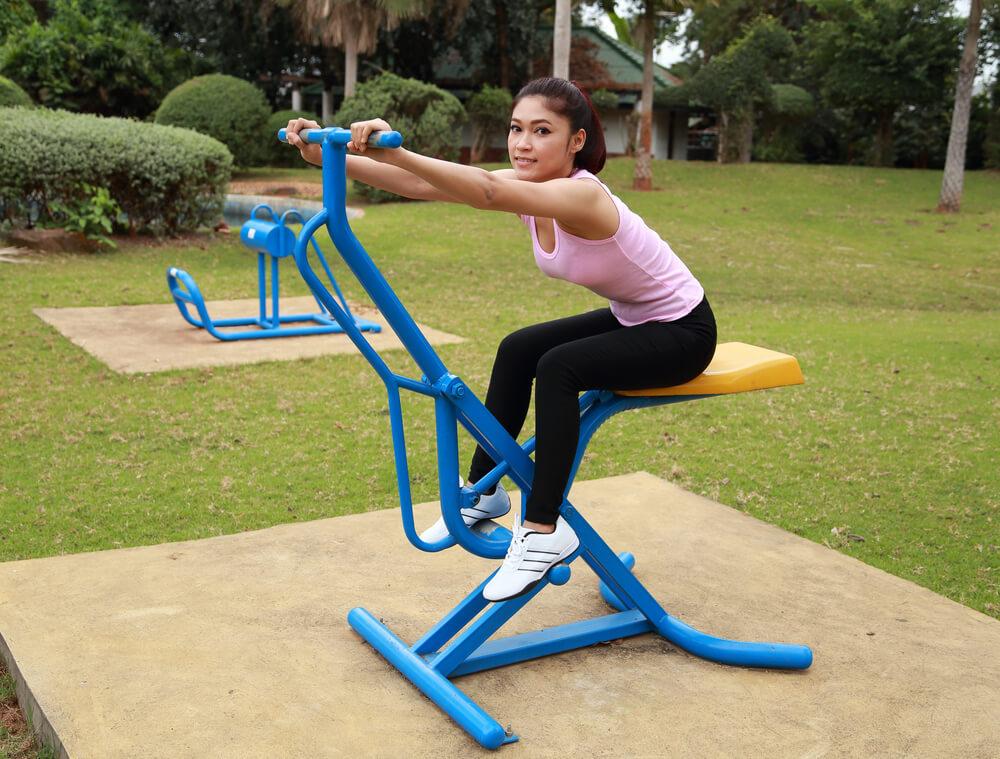 fazer exercicios