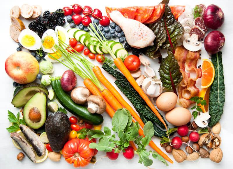 alimentação regrada