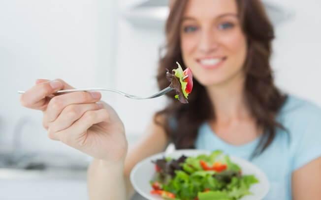 Comer alimentos naturais