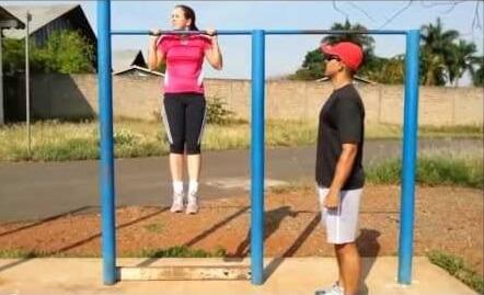 6 Rotinas de Exercício que você pode fazer em uma Academia ao Ar Livre 14