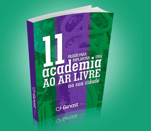 e-book 11 passos para implantar uma academia ao ar livre