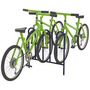 Bicicletário 3 Lugares 3