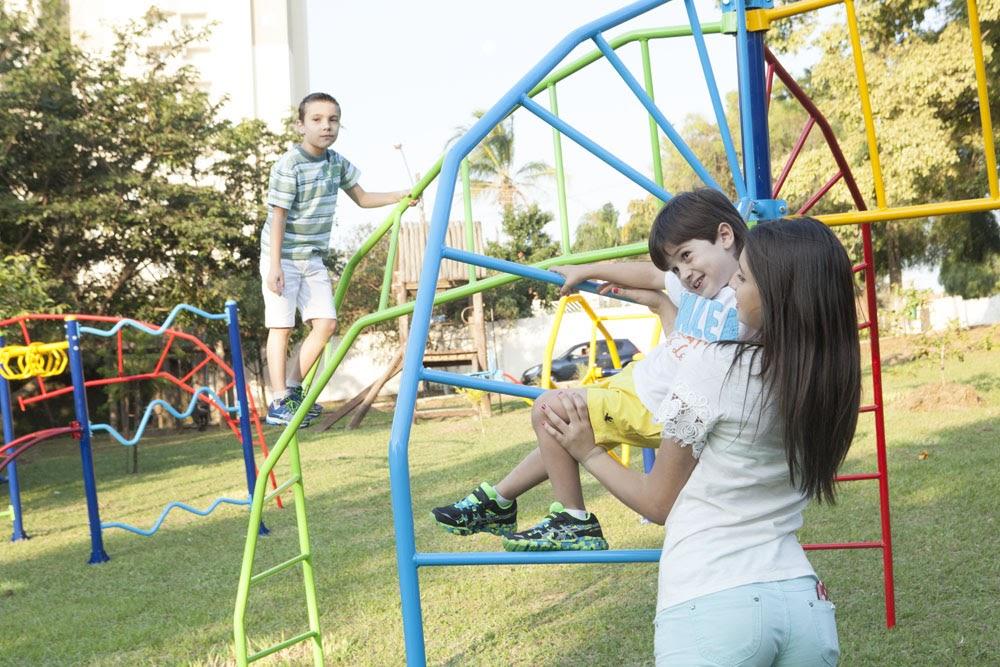 normas de instalação de playground