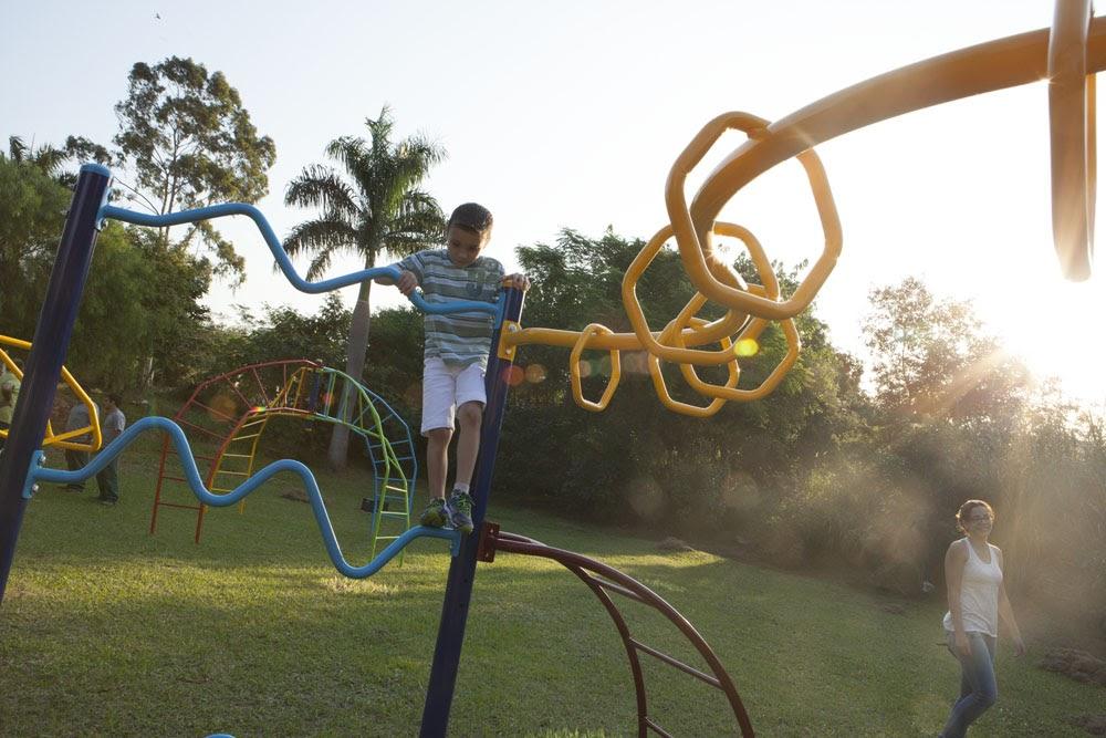 playground em condomínio